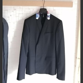 ディオールオム(DIOR HOMME)のディオールオム ブレザー ユニーク襟 カラー 夏 春(テーラードジャケット)