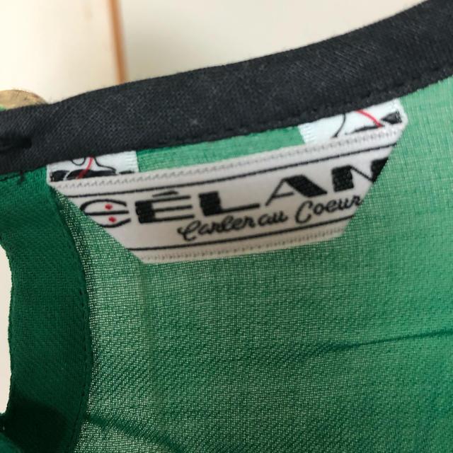 Elan(エラン)のELAN  トップス 未使用 レディースのトップス(シャツ/ブラウス(半袖/袖なし))の商品写真