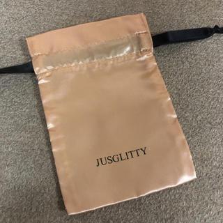 ジャスグリッティー(JUSGLITTY)の新品♡JUSGLITTY 巾着(その他)