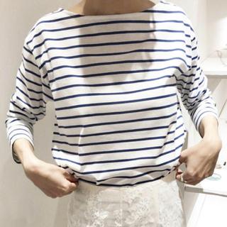 エディットフォールル(EDIT.FOR LULU)のedit for lulu ボーダー Tシャツ(Tシャツ(長袖/七分))
