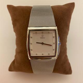 オバック(OBAKU)のOBAKU デンマーク メンズ時計(腕時計(アナログ))