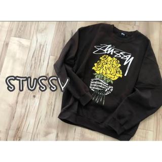 STUSSY - STUSSY ステューシー スウェット トレーナー