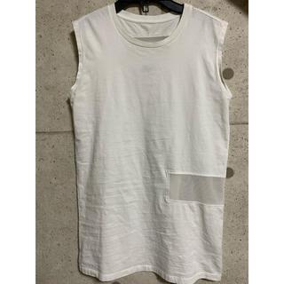 エムエムシックス(MM6)のMM6 トップス(Tシャツ(半袖/袖なし))