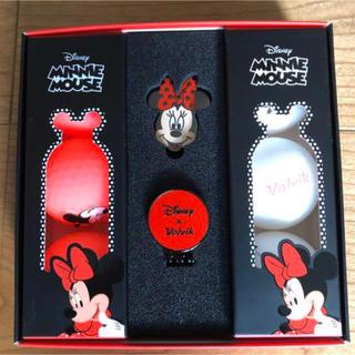 ディズニー(Disney)の新品 Volvik DISNEY ゴルフボール 半ダース マーカー付き コラボ(その他)