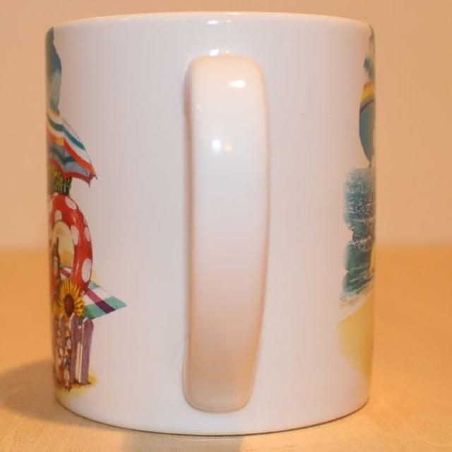 ダッフィー(ダッフィー)のダッフィーのサニーファン スーベニアカップ インテリア/住まい/日用品のキッチン/食器(グラス/カップ)の商品写真