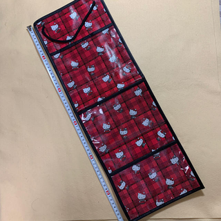 ハローキティ(ハローキティ)のチップ様専用 ハローキティー 2点 マスキングテープ(小物入れ)