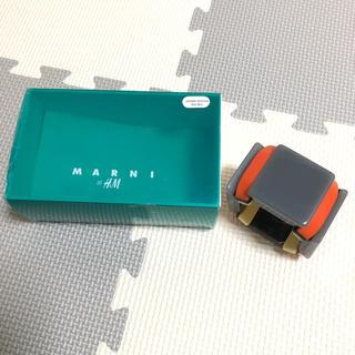 マルニ(Marni)のマルニ MARNI H&M コラボ バングル レア(ブレスレット/バングル)