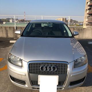 AUDI - 【緊急値下!早い者勝ち】Audi A3 5.7万km 前後ドラレコ。エンジン良好