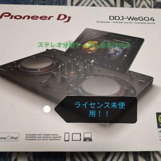 パイオニア(Pioneer)のDDJ-WEGO4(PCDJ)
