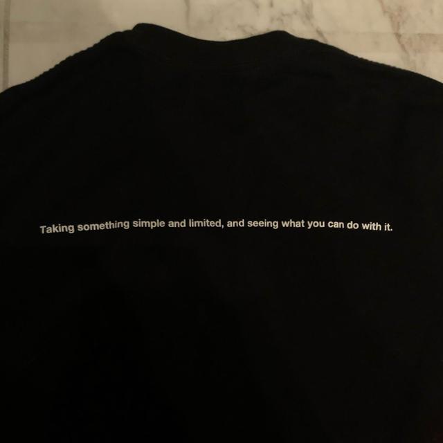CHRISTIAN DADA(クリスチャンダダ)のChristian dada Tシャツ メンズのトップス(Tシャツ/カットソー(半袖/袖なし))の商品写真