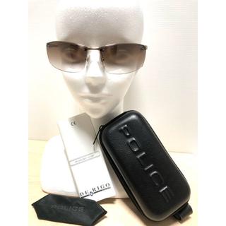 ポリス(POLICE)の新品・未使用 メンズ ポリス サングラス(サングラス/メガネ)