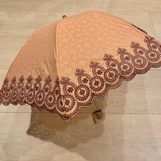 ヴィヴィアンウエストウッド(Vivienne Westwood)の新品ヴィヴィアンウエストウッド 日傘晴雨兼用 折りたたみ傘(傘)