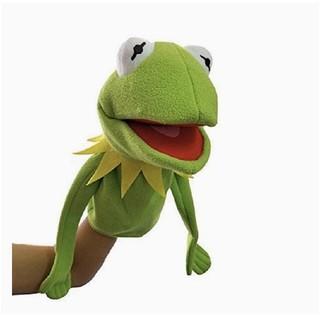 ディズニー(Disney)の希少 カーミット パペット 人形 ぬいぐるみ マスコット カエル ディズニー(ぬいぐるみ)