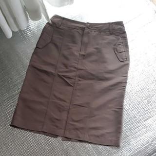 アルファキュービック(ALPHA CUBIC)のタイトスカート(ひざ丈スカート)