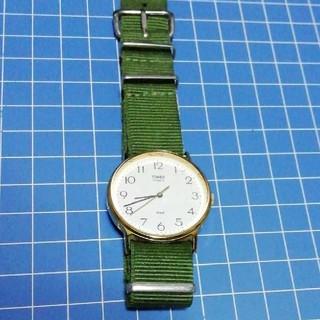 タイメックス(TIMEX)の早いもの勝ち/TIMEXメンズウォッチ(腕時計(アナログ))