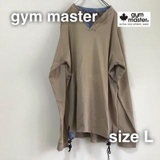 ジムマスター(GYM MASTER)のgym master ロングスリーブ L デニム ゆるダボ(Tシャツ/カットソー(七分/長袖))