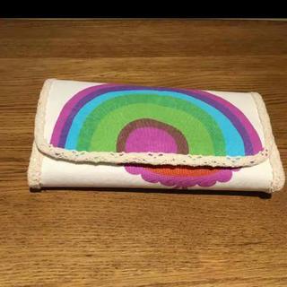 マリメッコ(marimekko)のマリメッコ風 手作り財布(財布)