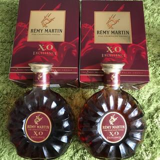 サントリー(サントリー)のRemy Martin XO Excellence 700ml 2本セット(ブランデー)