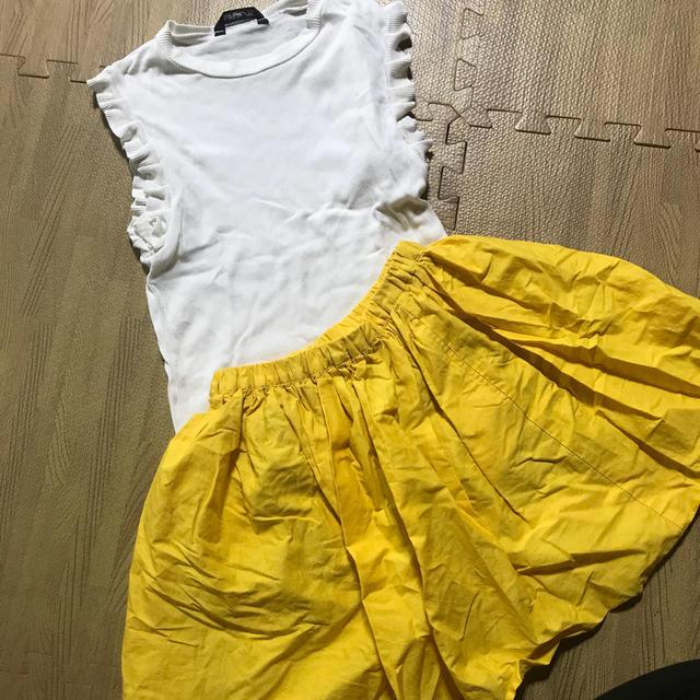 GLOBAL WORK(グローバルワーク)の専用 キッズ/ベビー/マタニティのキッズ服女の子用(90cm~)(スカート)の商品写真