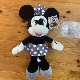ディズニー(Disney)の【新品未使用】ミニーマウスぬいぐるみ 非売品(キャラクターグッズ)