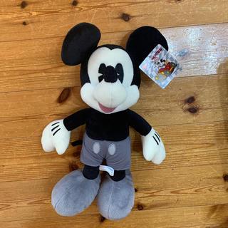 ディズニー(Disney)の【新品未使用】ミッキー ぬいぐるみ 非売品(キャラクターグッズ)