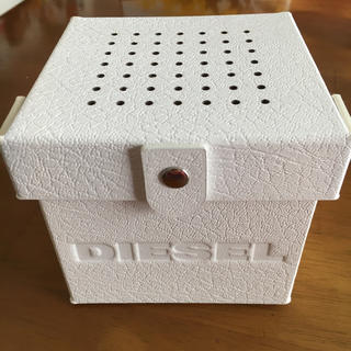 ディーゼル(DIESEL)のディーゼル腕時計の箱(その他)