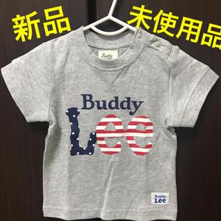 バディーリー(Buddy Lee)のベビー服 男の子 80 Buddy Lee Tシャツ グレー(Tシャツ)