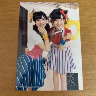 エイチケーティーフォーティーエイト(HKT48)のhkt48 特典生写真(アイドルグッズ)