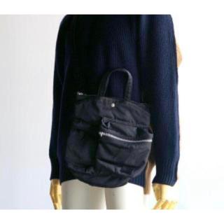 サカイ(sacai)の美品 Sacai × PORTER Pocket Bag Large サカイ(ショルダーバッグ)