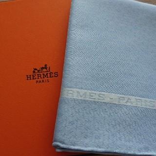 エルメス(Hermes)のHERMES ハンカチ(ハンカチ/ポケットチーフ)