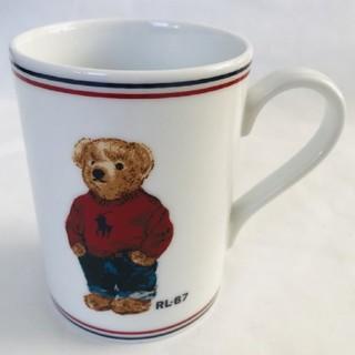 ラルフローレン(Ralph Lauren)のラルフローレン ポロベア マグカップ(グラス/カップ)
