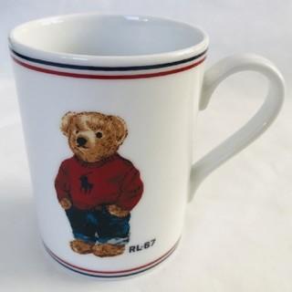 ラルフローレン(Ralph Lauren)のラルフローレン ポロベア 2個マグカップ(グラス/カップ)