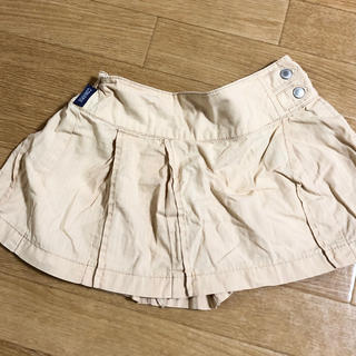 コンバース(CONVERSE)のコンバース 女の子 ベビー スカート 80cm 綿100%(スカート)