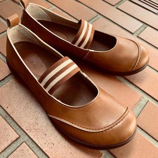 リゲッタ(Re:getA)のリゲッタ フラットシューズ ローファー L(ローファー/革靴)