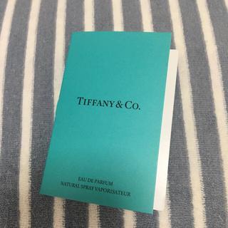 ティファニー(Tiffany & Co.)のティファニーオードパルファム(ユニセックス)