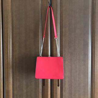 ページボーイ(PAGEBOY)のPAGEBOY(ページボーイ)赤色ショルダーバッグ(ショルダーバッグ)