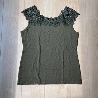 ワコール(Wacoal)のワコール パルファージュ ダブルフロントフレンチスリーブ(Tシャツ(半袖/袖なし))