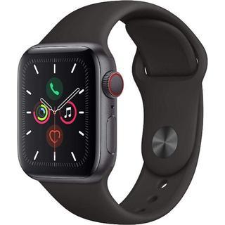 アップルウォッチ(Apple Watch)の【44mm・アルミニウムケース】GPS+Cellularモデル⦅Series5⦆(腕時計(デジタル))