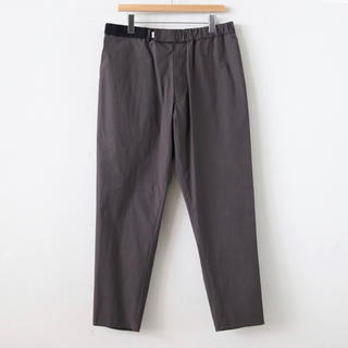 コモリ(COMOLI)のgraphpaper  TYPEWRITER COOK PANTS(スラックス)