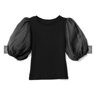 グレイル(GRL)のパフスリーブTシャツ(Tシャツ/カットソー(半袖/袖なし))