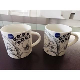 アラビア(ARABIA)のマロメメ様専用 ペアカップ(グラス/カップ)