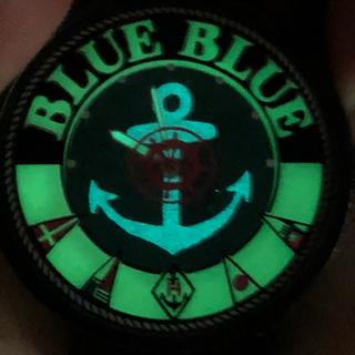 ハリウッドランチマーケット(HOLLYWOOD RANCH MARKET)のBLUEBLUE ネオンウォッチ  ハリウッドランチマーケット(腕時計(アナログ))