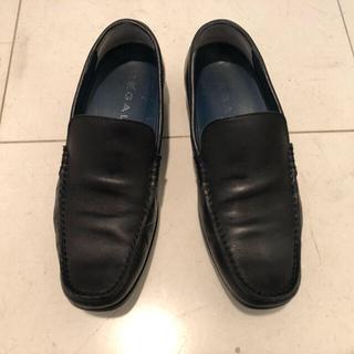 リーガル(REGAL)のREGAL リーガル 56HR 24cm ブラック黒 スリッポンビジネスシューズ(スリッポン/モカシン)
