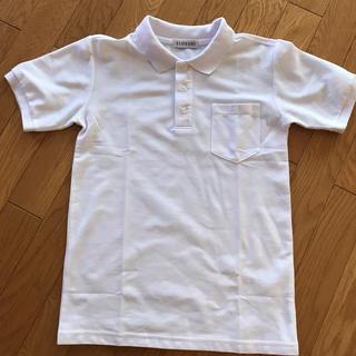シマムラ(しまむら)の白 ポロシャツ 150(ポロシャツ)