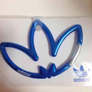 アディダス(adidas)の♡アディダスの人気カラビナ♡(キーホルダー)