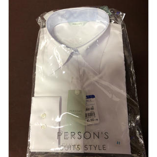 パーソンズ(PERSON'S)のカッターシャツ(シャツ/ブラウス(長袖/七分))