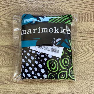 マリメッコ(marimekko)の新品未開封☆マリメッコ エコバック シイルトラプータルハ(エコバッグ)