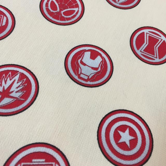 MARVEL(マーベル)のマーベル 帆布 生地 1m ハンドメイドの素材/材料(生地/糸)の商品写真