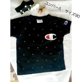 コンバース(CONVERSE)のコンバース ベビー Tシャツ 夏服 90(その他)