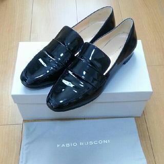 FABIO RUSCONI - FABIO RUSCONI ☆コインローファー エナメル  38